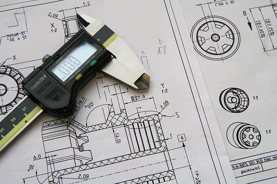 Freelance Mechanical Drafting